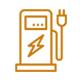 Free E-Car charging station